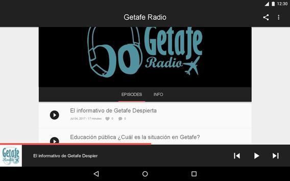 Getafe Radio apk screenshot