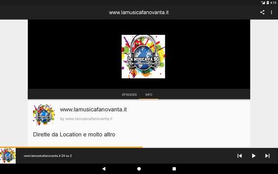 La Musica fa 90 apk screenshot