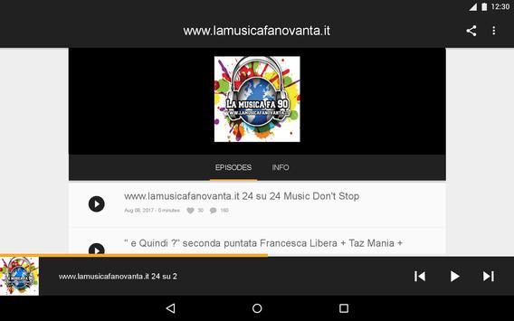 La Musica fa 90 screenshot 8
