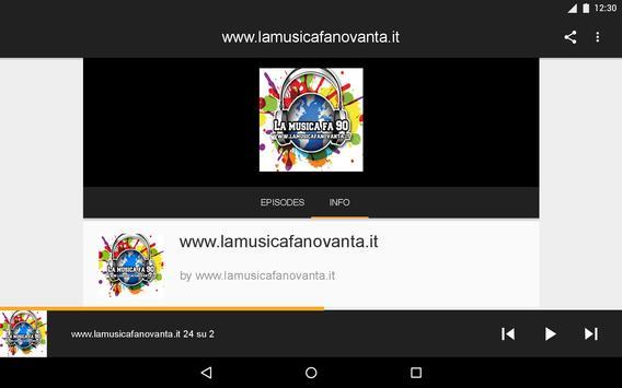 La Musica fa 90 screenshot 9