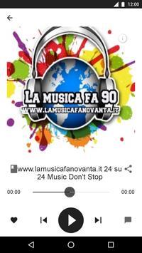 La Musica fa 90 screenshot 2