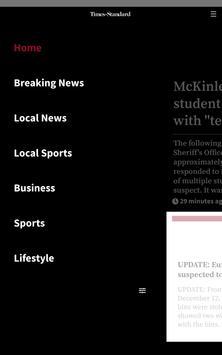 Eureka Times-Standard apk screenshot