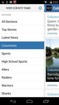 West County Times apk screenshot