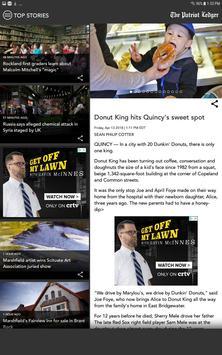 The Patriot Ledger, Quincy, MA screenshot 10