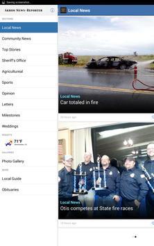 Akron News-Reporter apk screenshot