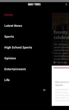 Delaware County Daily Times apk screenshot