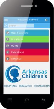 Arkansas Children's poster