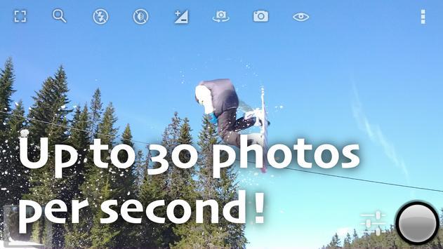 Fast Burst Camera Lite apk screenshot