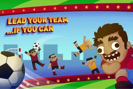 Dummies Play Soccer poster