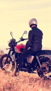 Motorcycle Wallpapers HD 2 screenshot 5