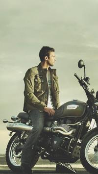 Motorcycle Wallpapers HD screenshot 4