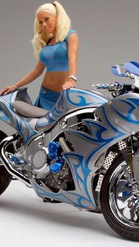 Motorcycle Wallpapers HD screenshot 9