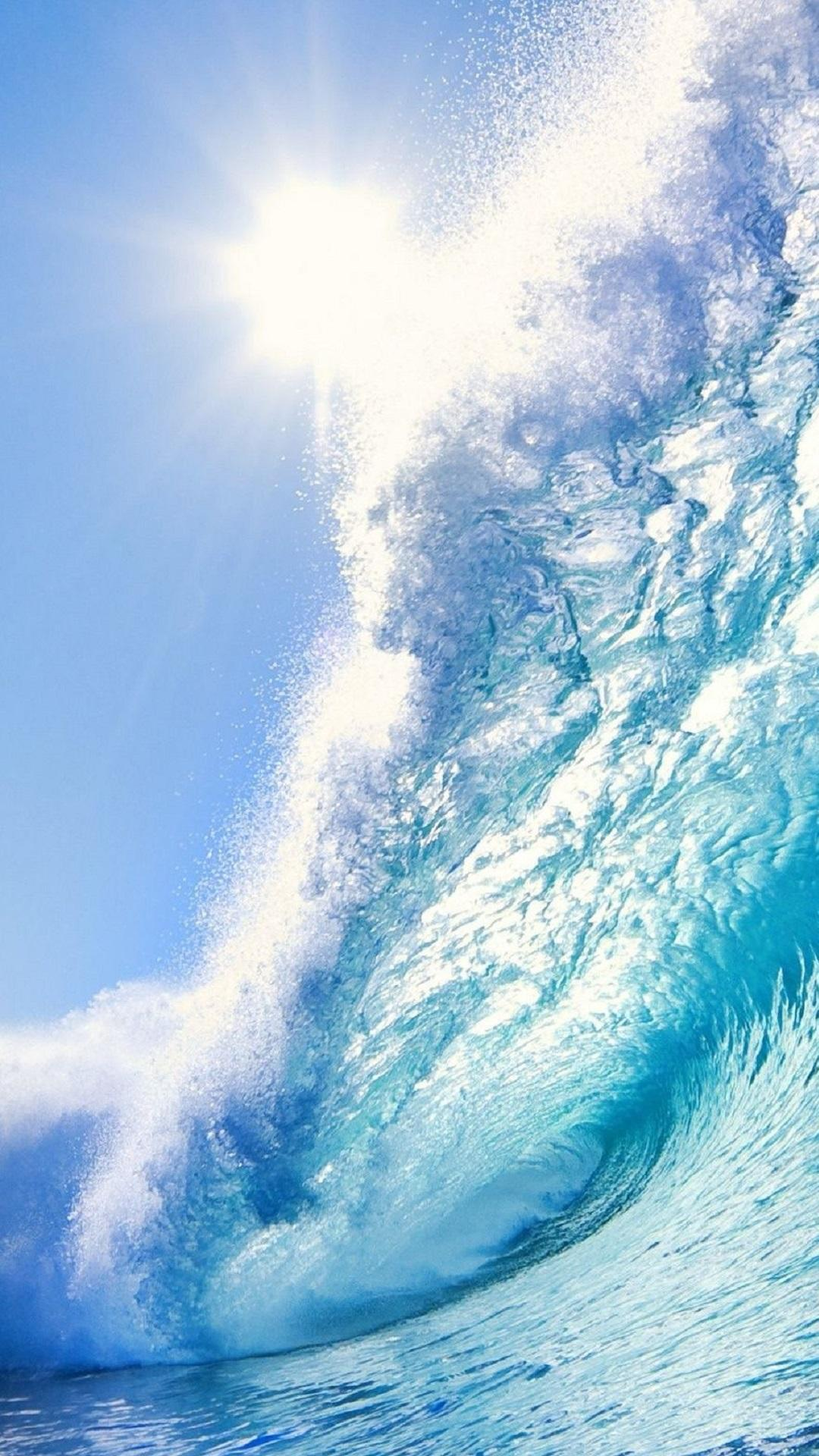 Sea Waves Wallpapers Hd For Android Apk Download