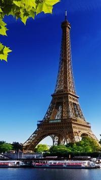 Paris Wallpapers HD poster