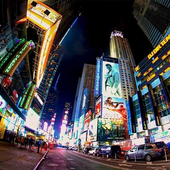 Times Square Wallpapers HD icon
