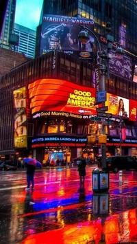 Times Square Wallpapers HD poster