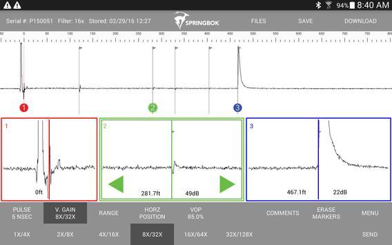 TrackerView apk screenshot