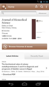 Journal of Biomedical Science poster