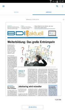 BDI aktuell screenshot 14