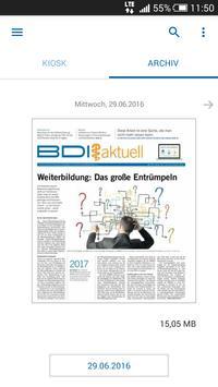 BDI aktuell screenshot 4