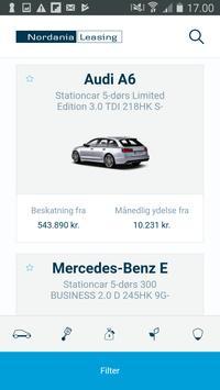 Nordania Leasing screenshot 1