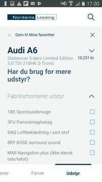 Nordania Leasing screenshot 2
