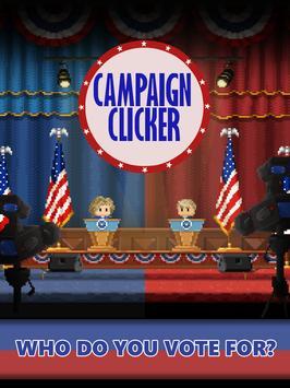 Campaign Clicker poster