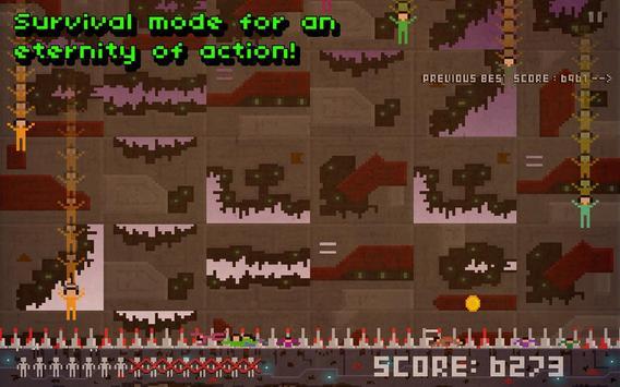 Space Lift Danger Panic! screenshot 3