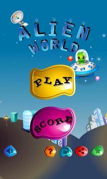 Alien World - Free Kids Game poster