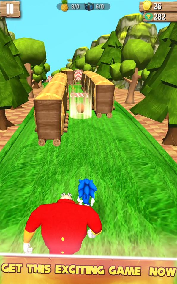 Knuckles Forces & Fantastical Sonic Adventure 2 for Android