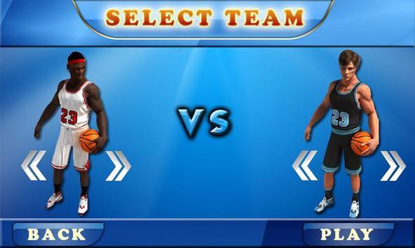 Play Real Basketball 3D 2016 apk screenshot