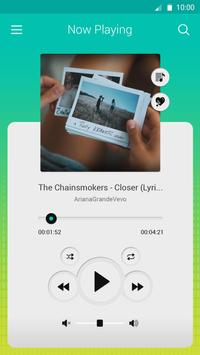Raga Music Player apk screenshot