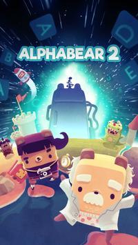 Alphabear 2 poster