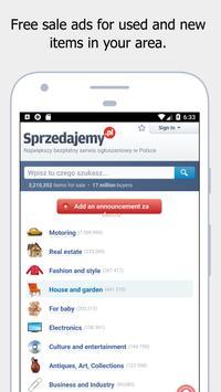 Sprzedajemy.pl - free local advertisements. screenshot 3
