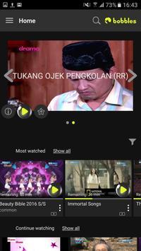 bobblesTV - your home TV app screenshot 4