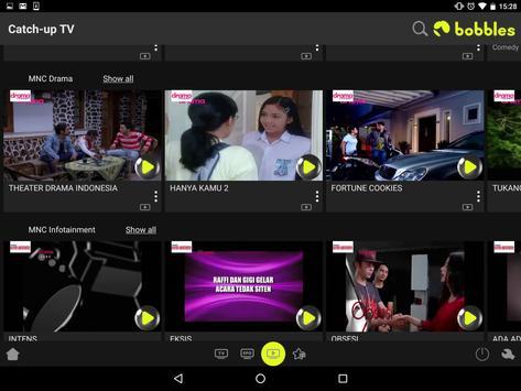 bobblesTV - your home TV app screenshot 6