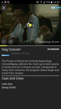 bobblesTV - your home TV app screenshot 2