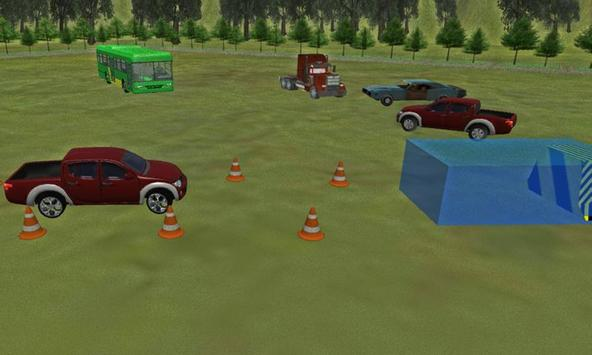Off Road Truck Extreme Driving screenshot 3