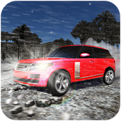 Offroad 4x4 Rover Snow Driving icon