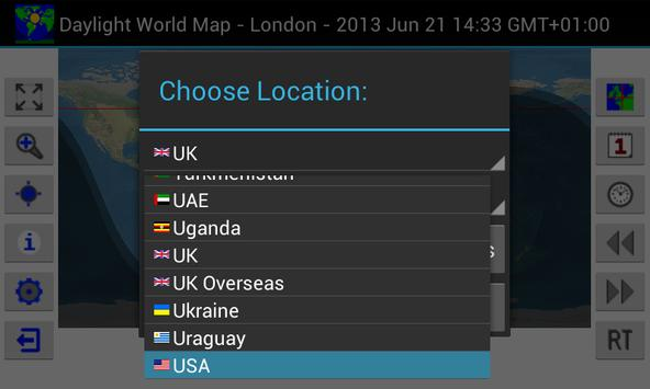Daylight world map apk download free tools app for android daylight world map apk screenshot gumiabroncs Images