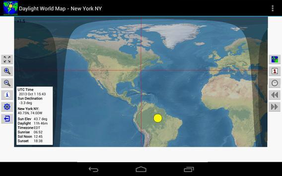 Daylight world map apk download free tools app for android daylight world map apk screenshot gumiabroncs Gallery