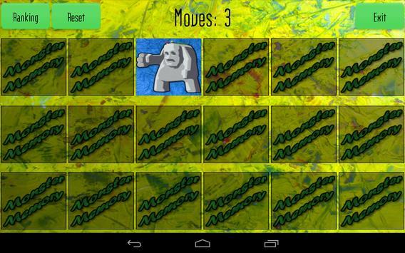 Monster Memory screenshot 7