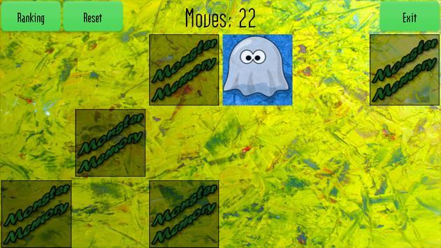 Monster Memory screenshot 2