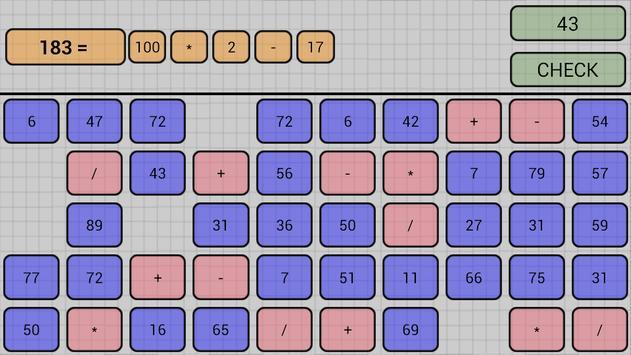 Math workout screenshot 2