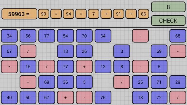 Math workout screenshot 3