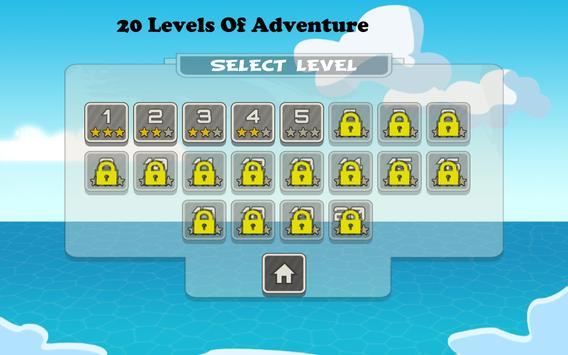 Marble Ocean Adventure Madness apk screenshot