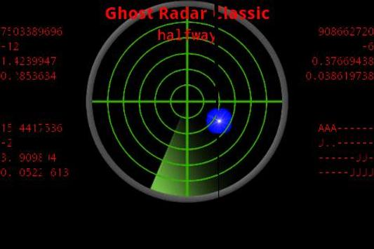 Ghost Radar®: CLASSIC for Android - APK Download