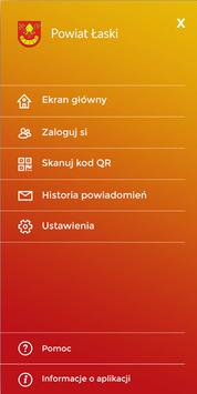 Powiat Łaski screenshot 1