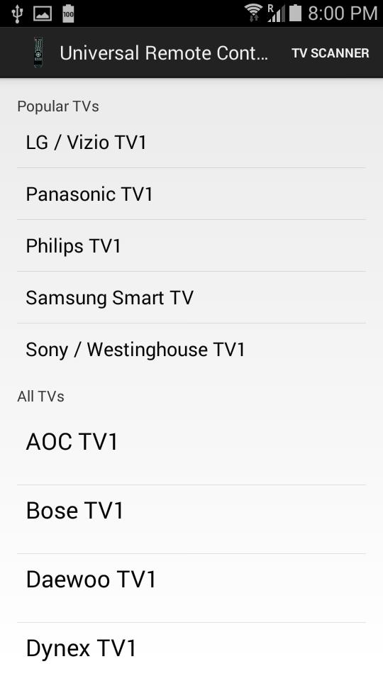 Universal Remote Control Free for Android - APK Download
