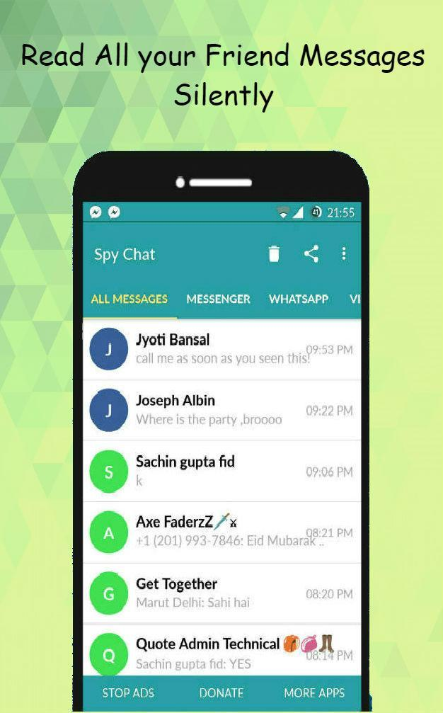 SpyChat - No Last Seen or Read for Android - APK Download